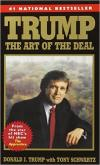 Cover for Donald Trump's book Trump The Art of the Deal